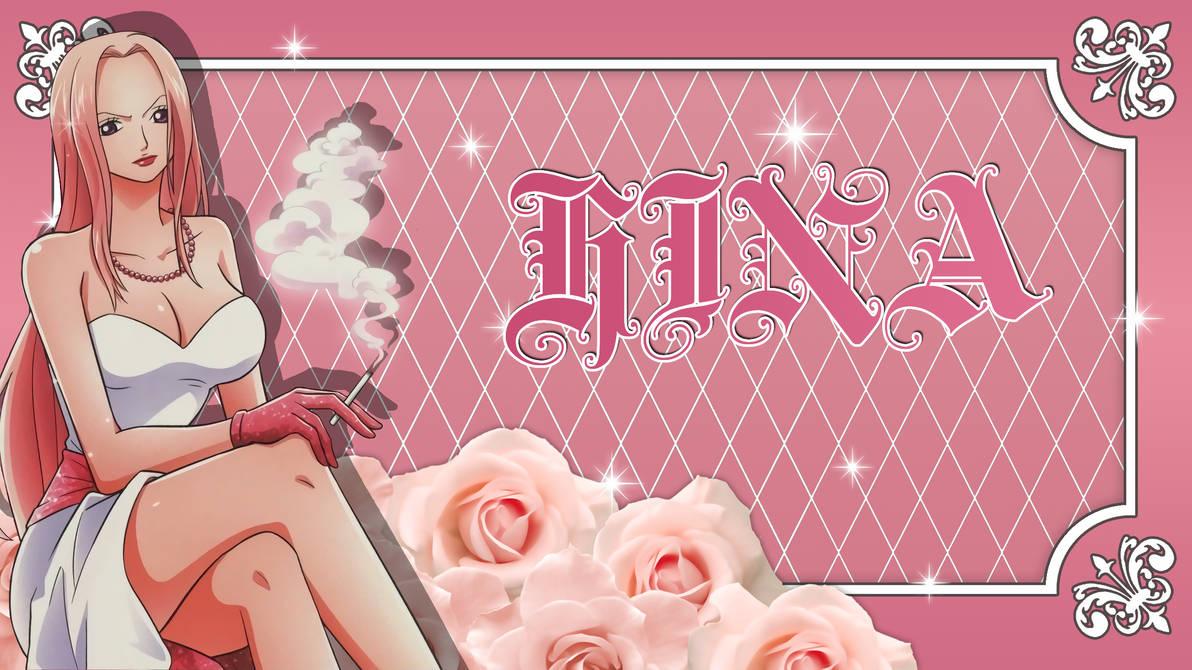 Hina Wallpaper - One Piece by Kaz-Kirigiri on DeviantArt