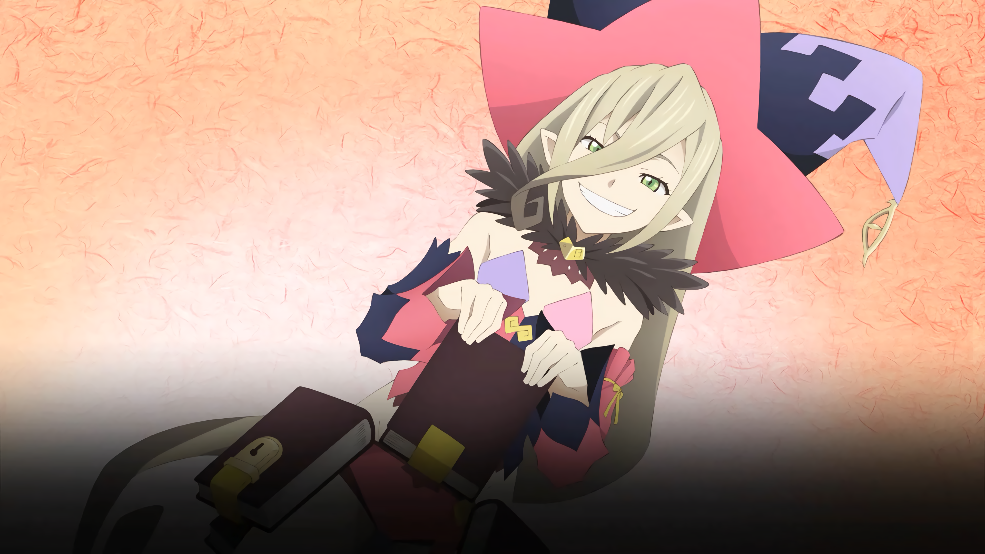 Magilou Wallpaper 2 Tales Of Berseria By Kaz Kirigiri On Deviantart