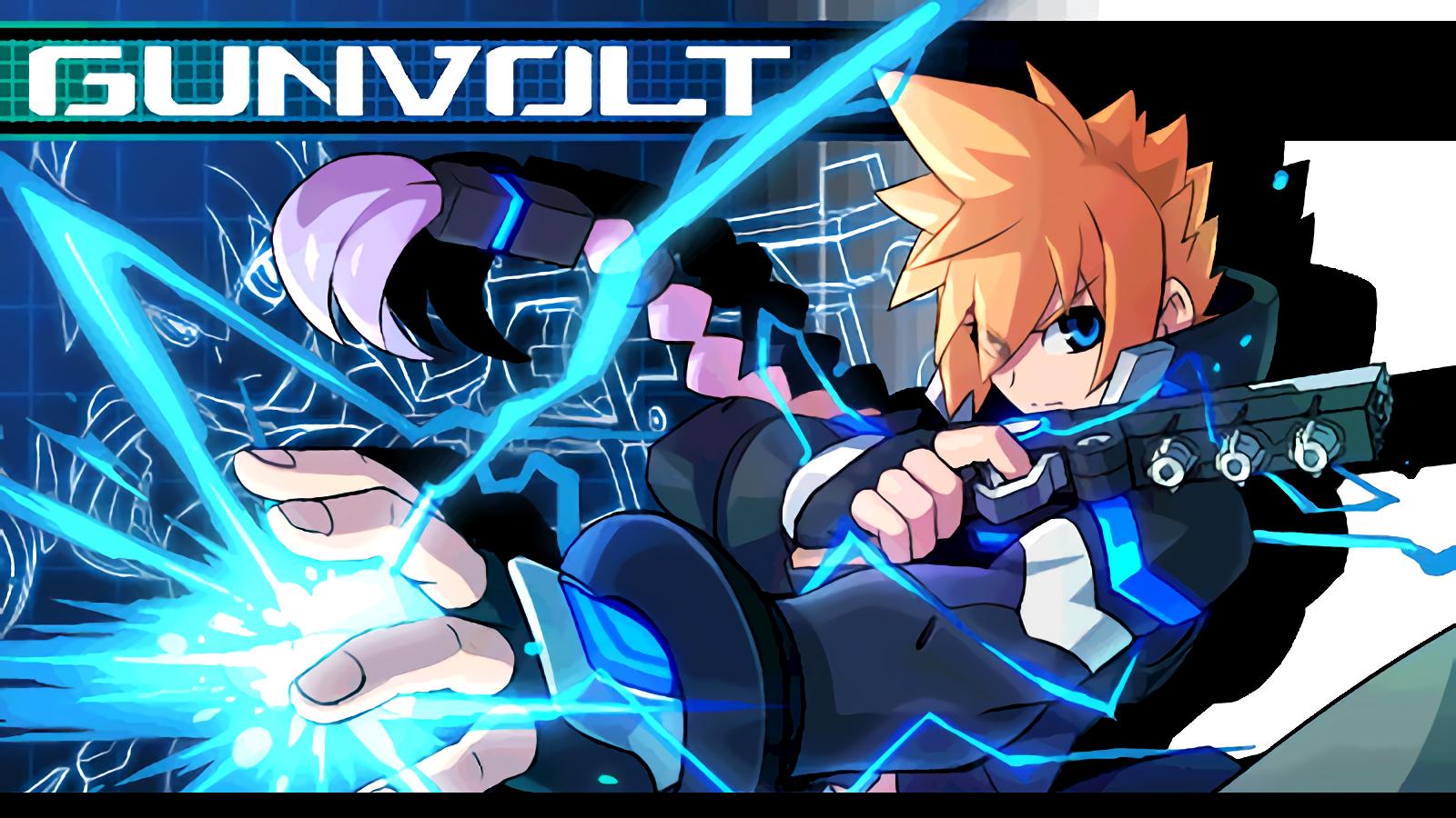 [Ficha Completa] Azure Striker Gunvolt - Gunvolt Gunvolt___azure_striker_gunvolt_2_wallpaper_by_kaz_kirigiri-db4djf3