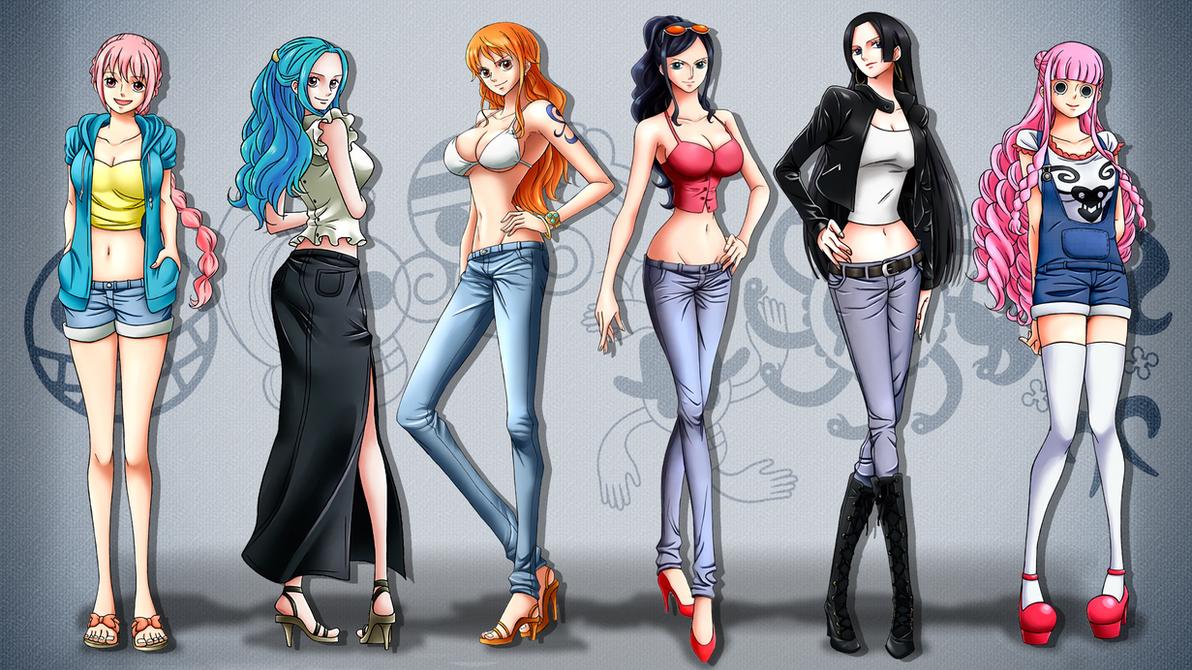 One Piece Girls