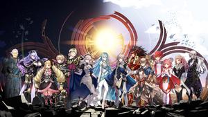 Fire Emblem Heroes x Fates by Kaz-Kirigiri