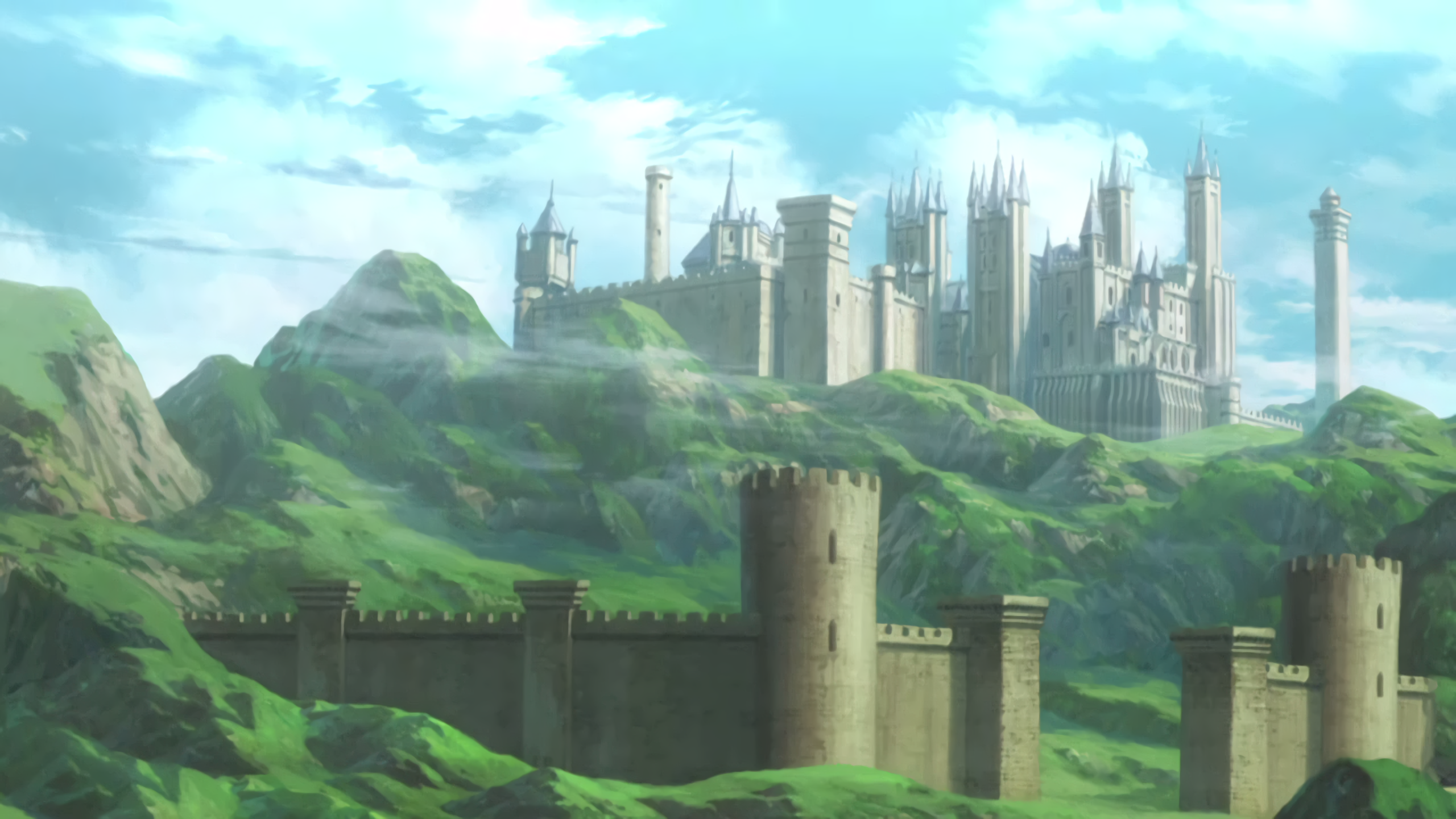 Fire Emblem Three Houses Wallpaper Monastery By Kaz Kirigiri On
