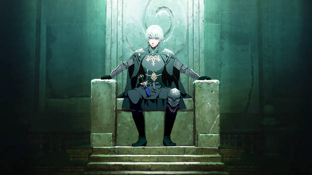 Fire Emblem Three Houses Wallpaper - Throne