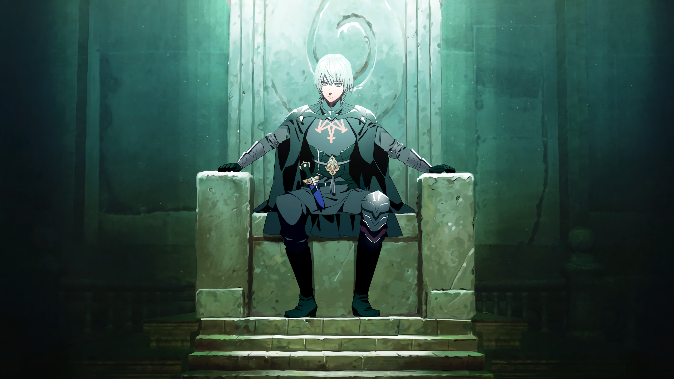 Fire Emblem Three Houses Wallpaper Throne By Kaz Kirigiri On