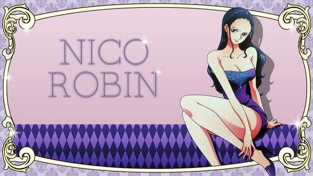 Nico Robin 2018 Wallpaper - One Piece
