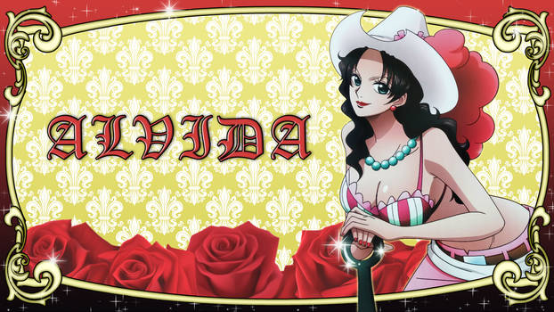 Alvida 2018 Wallpaper - One Piece