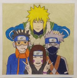 Team Minato - Photo Drawing