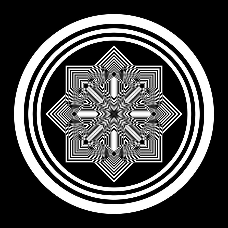 Mirror Circlestar by azieser