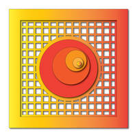 Circles And Squares by azieser