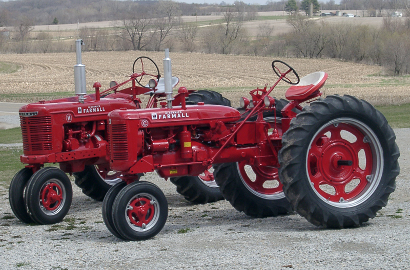Restored Antique Tractors : Antique tractors restored by azieser on deviantart