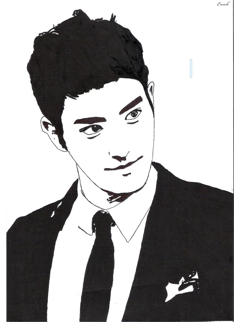 Choi Siwon by Enaeh on DeviantArt