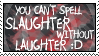 Laughter Stamp