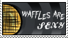 Waffle Stamp by WolvenFlames