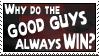 Good Guys Stamp