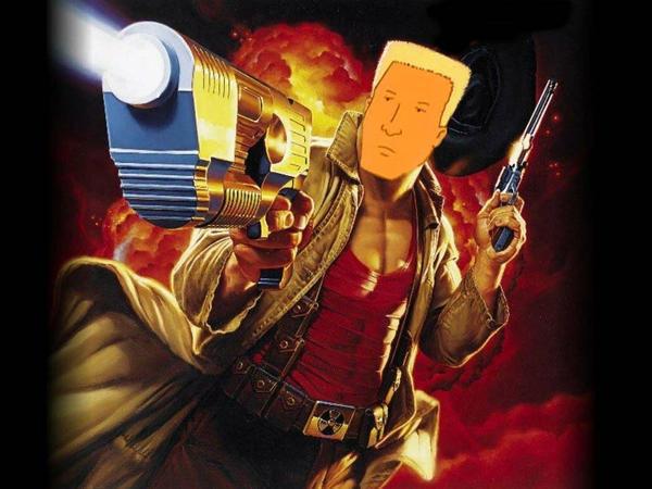 Boom Nukem by sdws