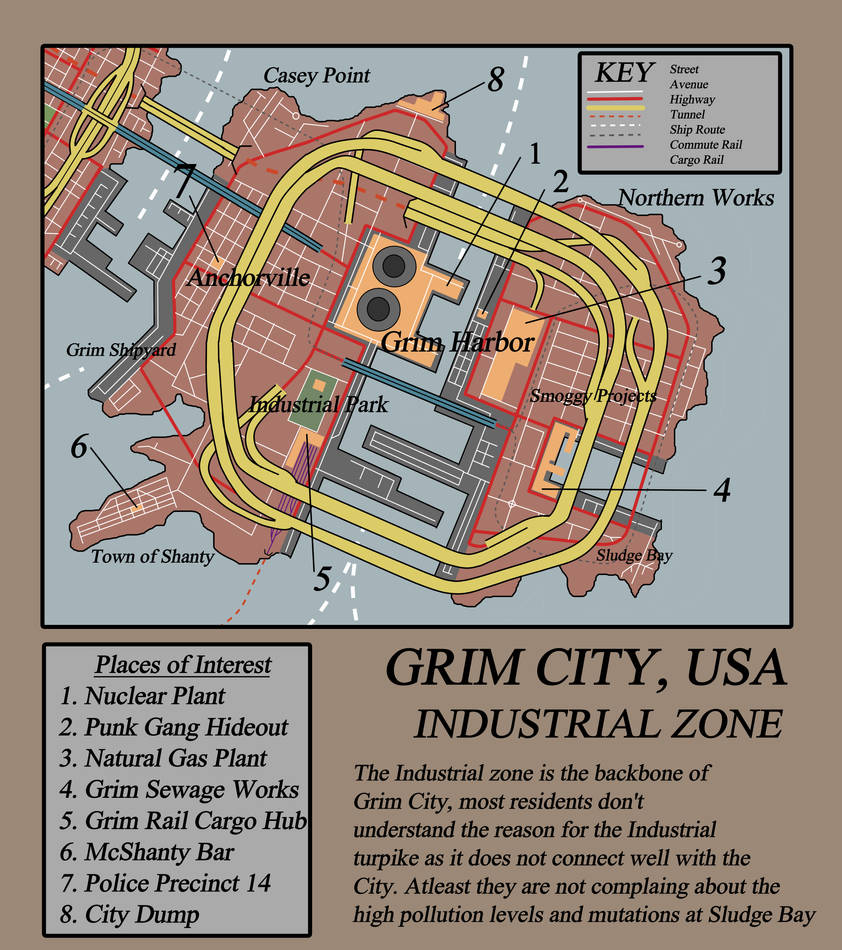 Grim City Industrial Map by HitchArt on DeviantArt Industrial Map Of Usa on historic map of usa, abstract map of usa, coastal map of usa, business map of usa, decorative map of usa, road map of usa, special purpose map of usa, rustic map of usa, pictorial map of usa, cultural map of usa, income map of usa, chill map of usa, marcellus shale map of usa, geopolitical map of usa, solid map of usa, solar energy map of usa, transportation map of usa, historical map of usa, logistics map of usa, geophysical map of usa,