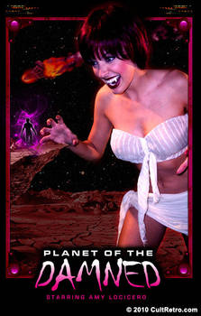 Giantess: Planet of the Damned