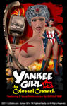 Yankee Girl v Colossal Cossack by accomics