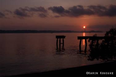 Good Morning Ubin by KarinKousuke