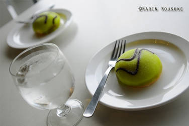 Royalty Pastry by KarinKousuke