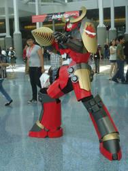 Anime Expo 2009 -Gurren Lagann