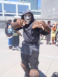 Anime Expo 2012- Amon