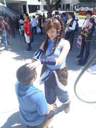 Anime Expo 2012- I got my Bending back