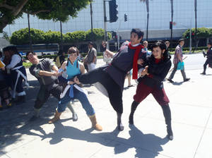 Anime Expo 2012- Leave some ladies for the rest us