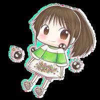 Chihiro by isanctz