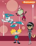 The Nicktoons2