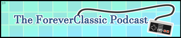 The ForeverClassic Podcast Banner by Moonalle105