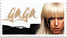 Gaga Stamp by umbrehla