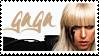 Gaga Stamp by umbrehla