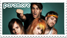 Paramore Stamp by umbrehla