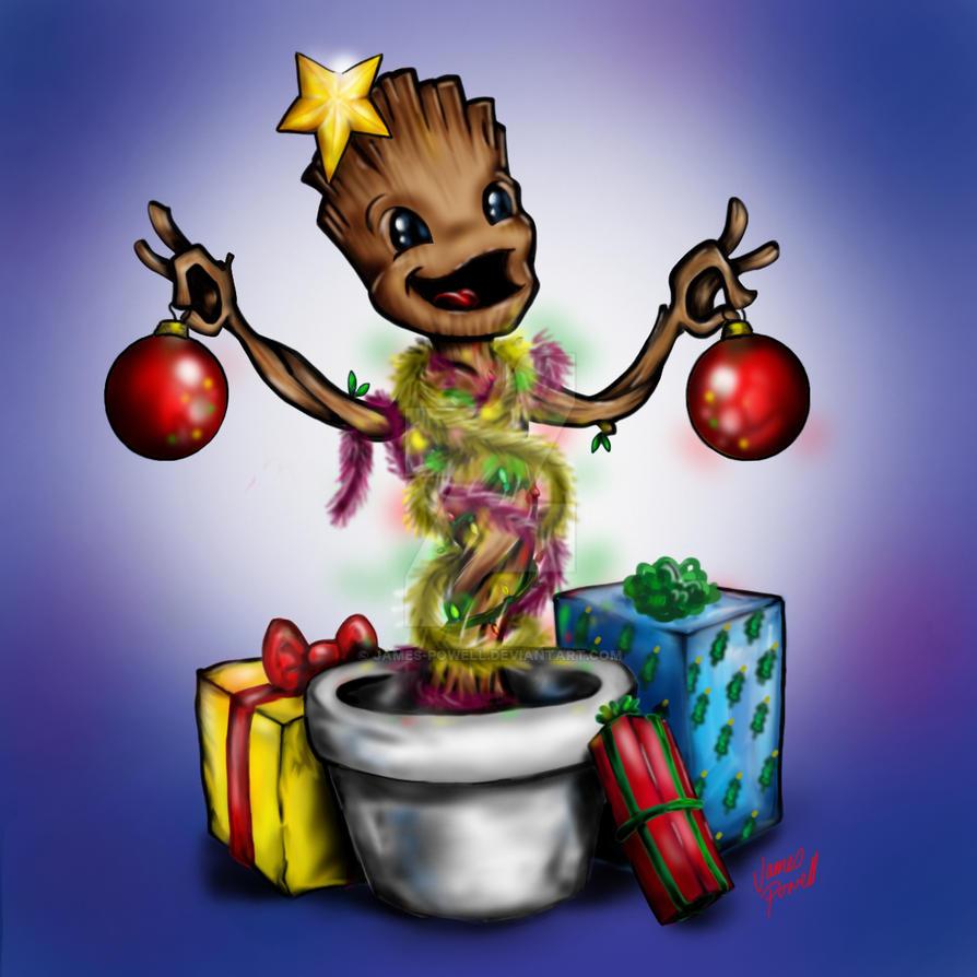 I AM CHRISTMAS! by JAMES-POWELL
