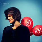 Harry Styles. 1D project