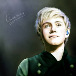 Niall Horan. 1D project