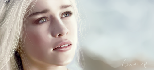 Khaleesi by ChocoWay