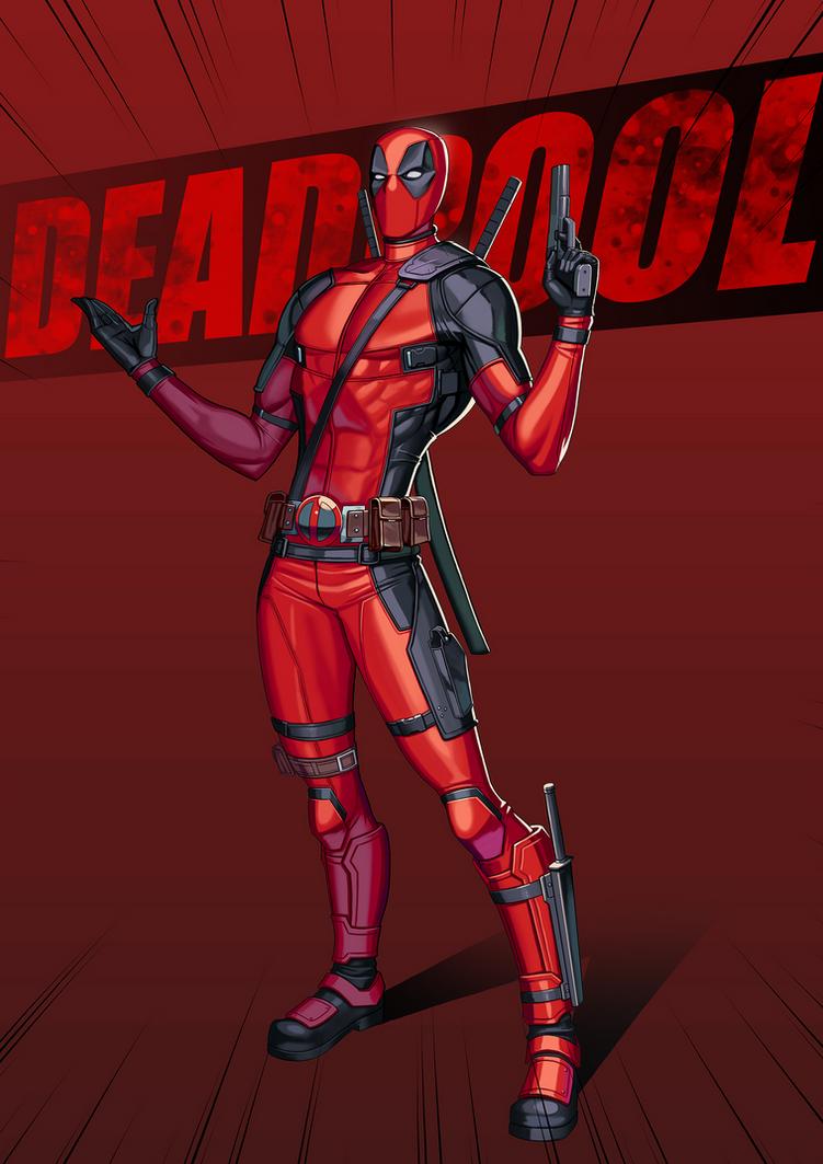 deviantart more like deadpool - photo #5