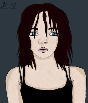 NOT MY ART!!!!! (It's my sister's)