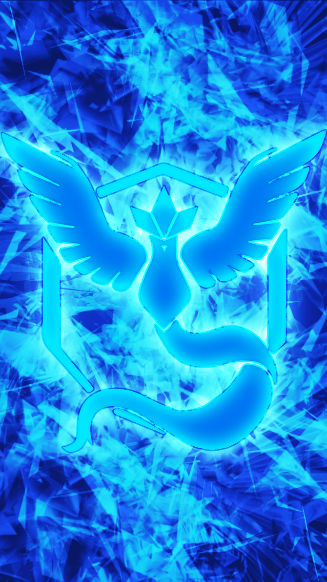 Team Mystic Phone Wallpaper by cclloyd9785 on DeviantArt