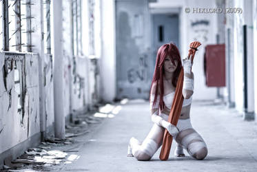 Shana Redux - III by hexlord