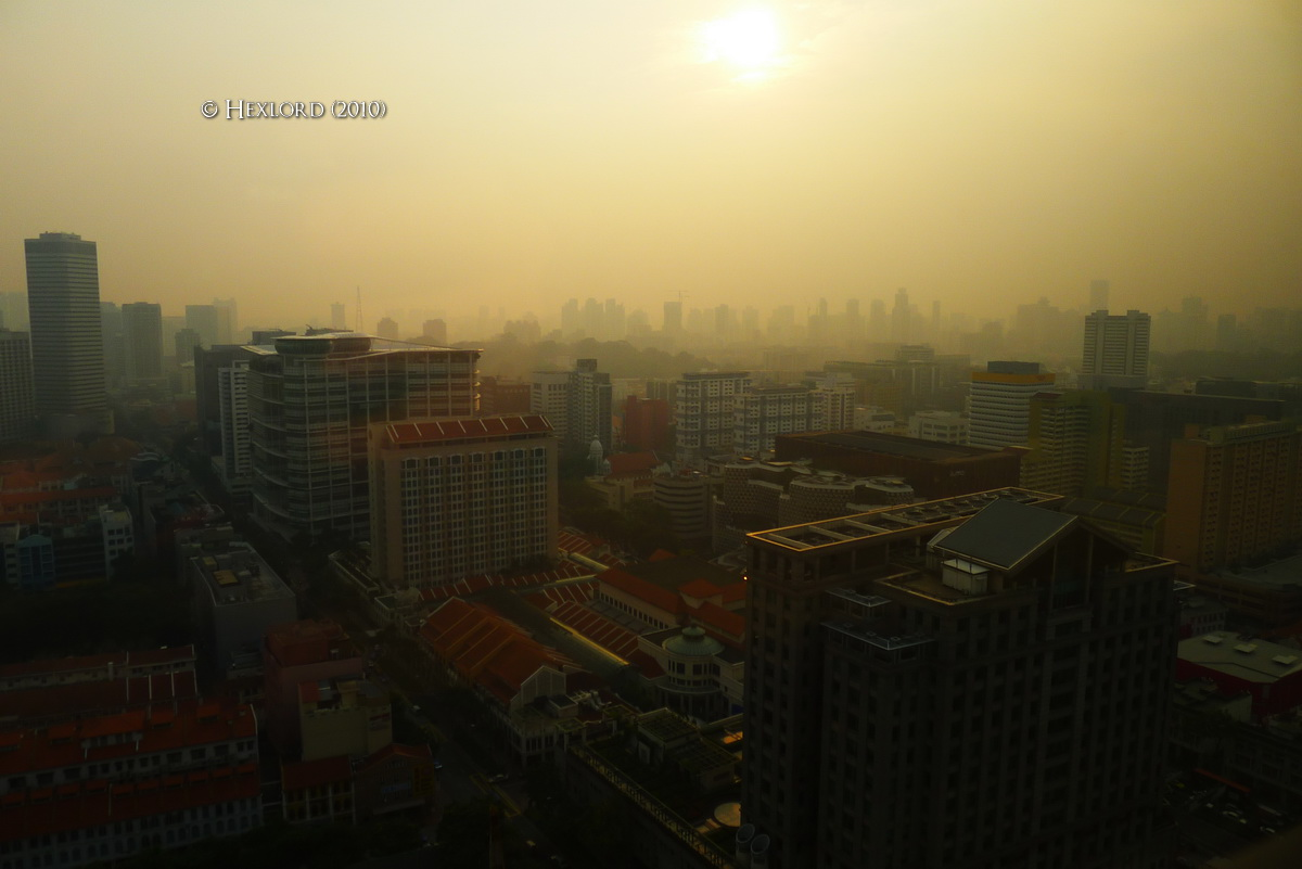 The Haze by hexlord