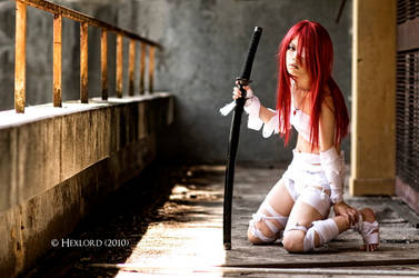 Shana Gaiden - IV by hexlord