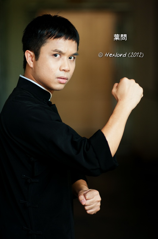 Ip Man by hexlord