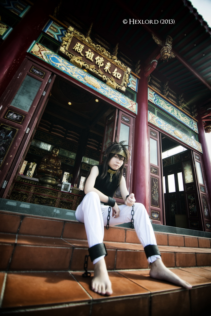 Saiyuki Gaiden - I by hexlord