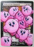 mtg Altered - Army of the Damned Kirby