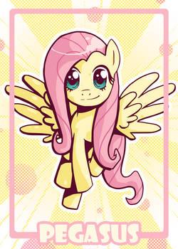 Pegasus Token Fluttershy