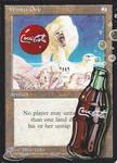 mtg Altered - Winter Orb Coke