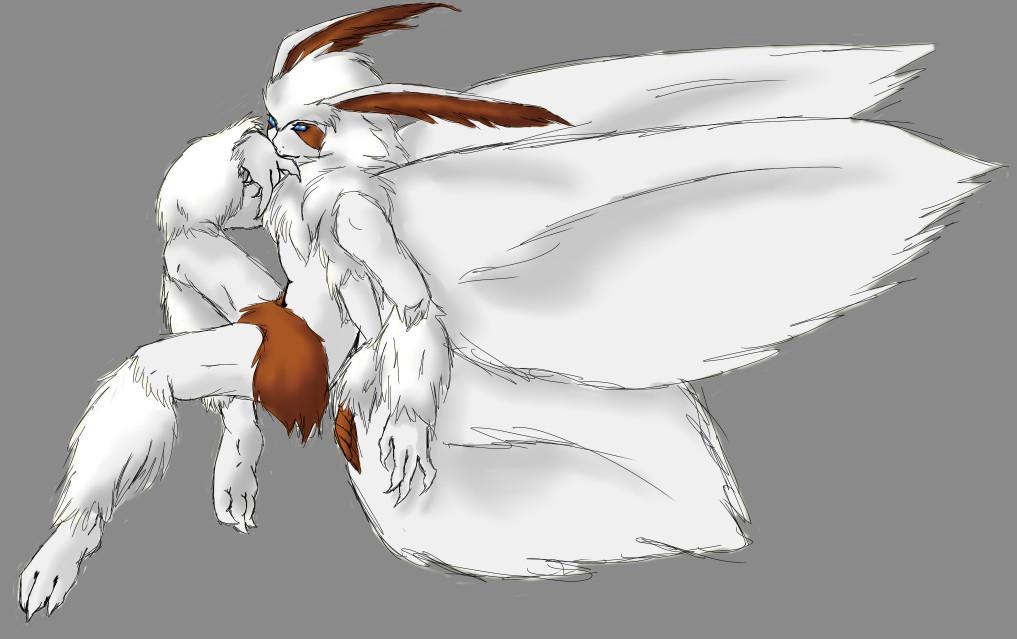 Kittariku's world Chryso_the_Brown_tail_Moth_by_KittaRiku